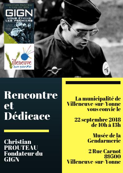 Gign Villeneuve Sur Yonne